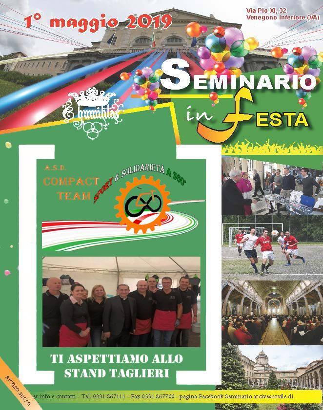 Volontariato Seminario Venegono